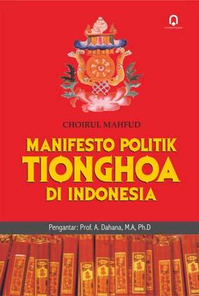 Manifesto Politik Tionghoa di Indonesia
