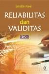 Reliabilitas dan Validitas