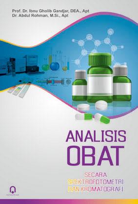 Analisis Obat Secara Spektrofotometri dan Kromatografi