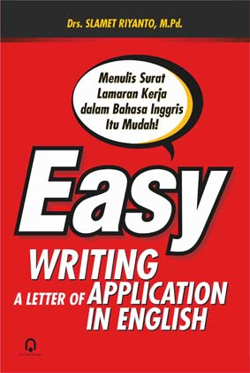 Easy Writing A Letter of aplication in English