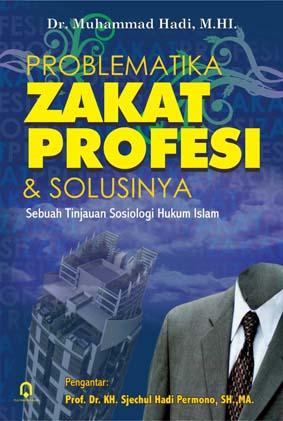 Problematika Zakat Profesi dan Solusinya