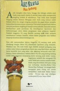 ABUNAWAS MAU TERBANG 002