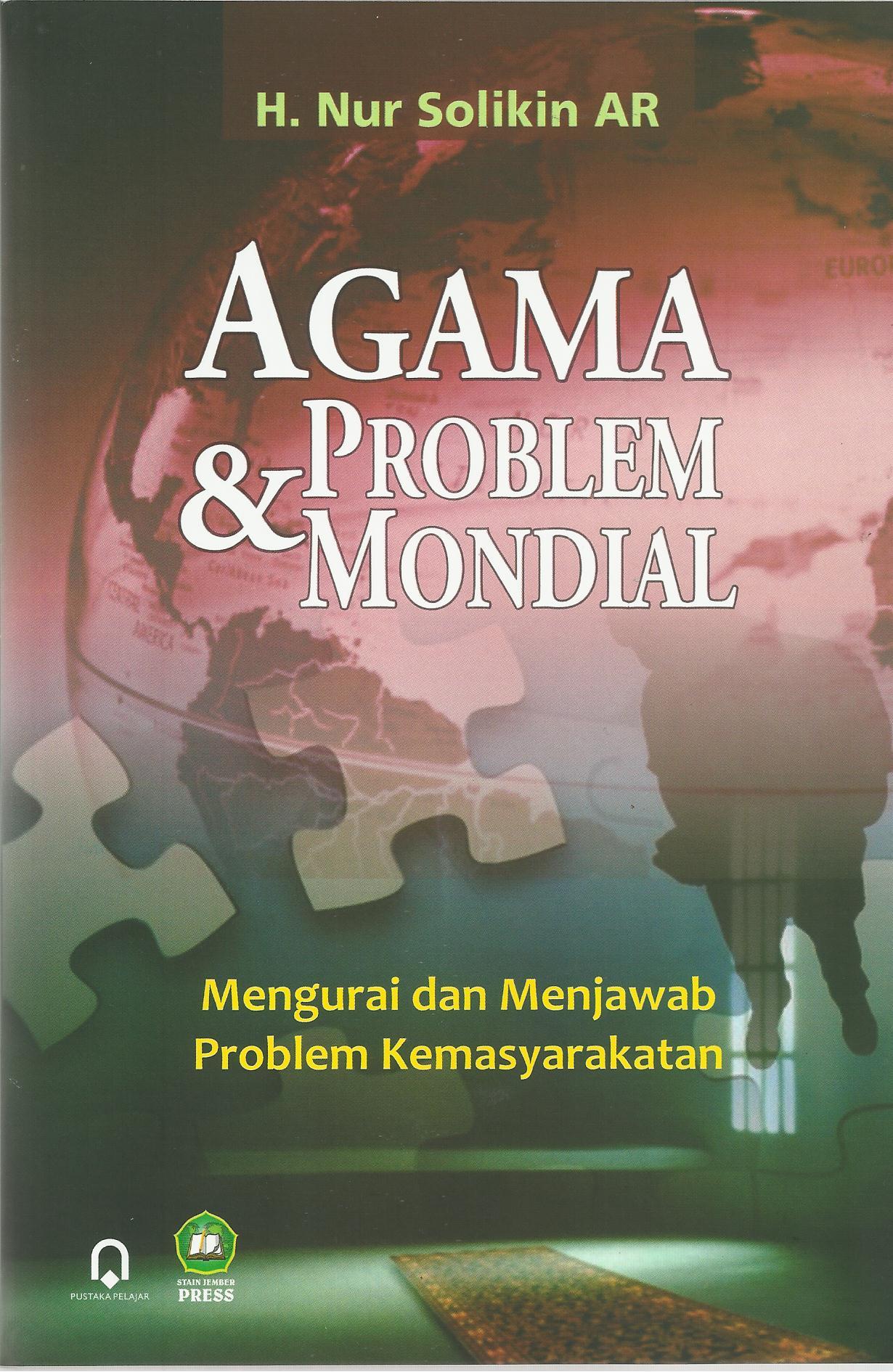 Agama dan Problem Mondial