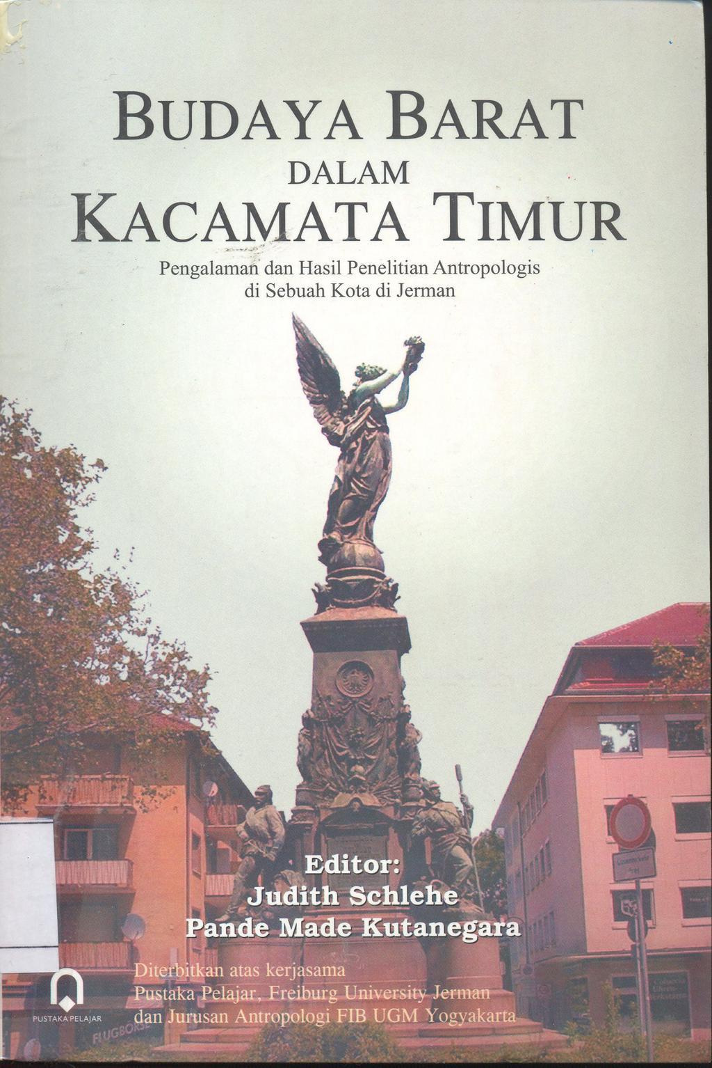 Budaya Barat dalam Kacamata Timur