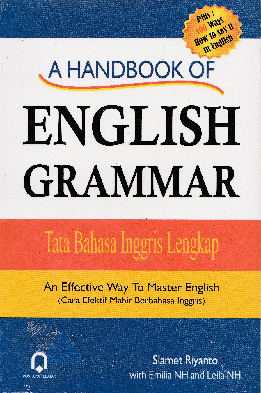 A Handbook Of English Grammar