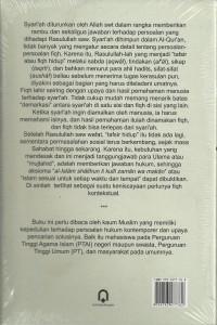 FIQH KONTEKSTUAL 002