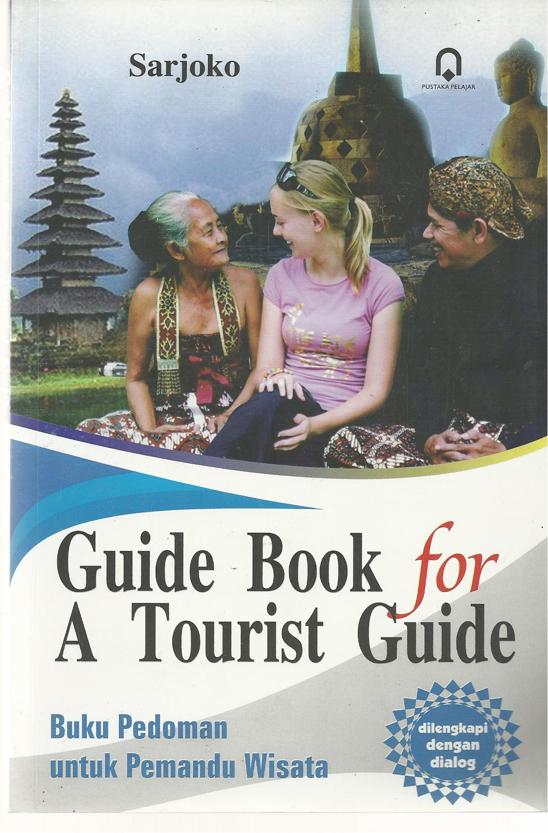 Guide Book for A Tourist Guide