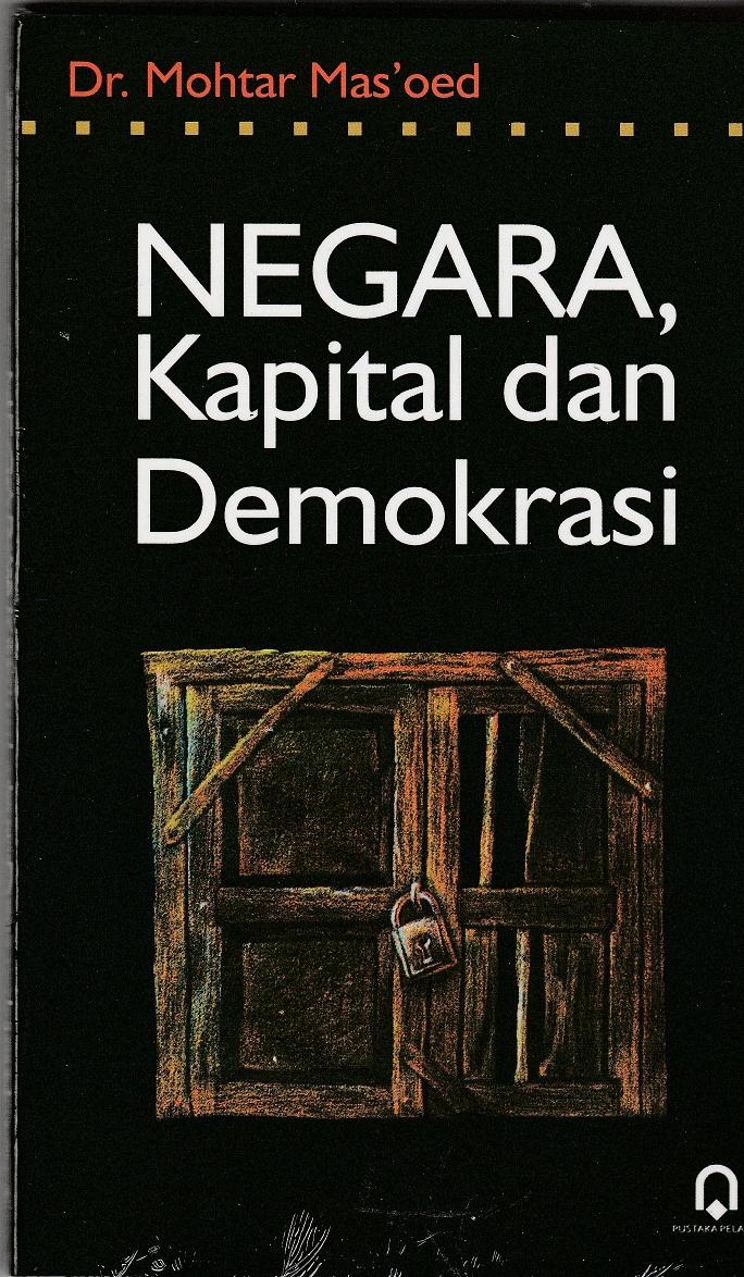 Negara, Kapital dan Demokrasi