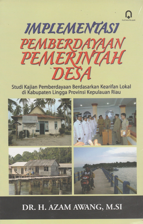 Implementasi Pemberdayaan Pemerintah Desa
