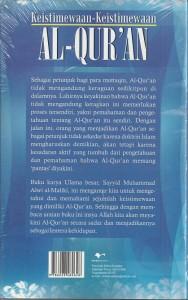 KEISTIMEWAAN-KEISTIMEWAAN AL-QURAN 002