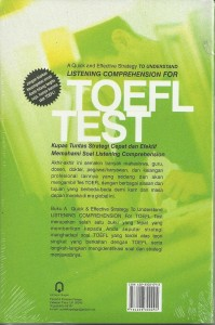 LISTENING TOELF TEST 002