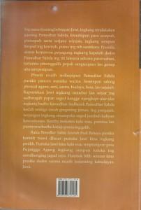 PAMEDHAR SABDA SESORAH BUDI RAHAYU 002