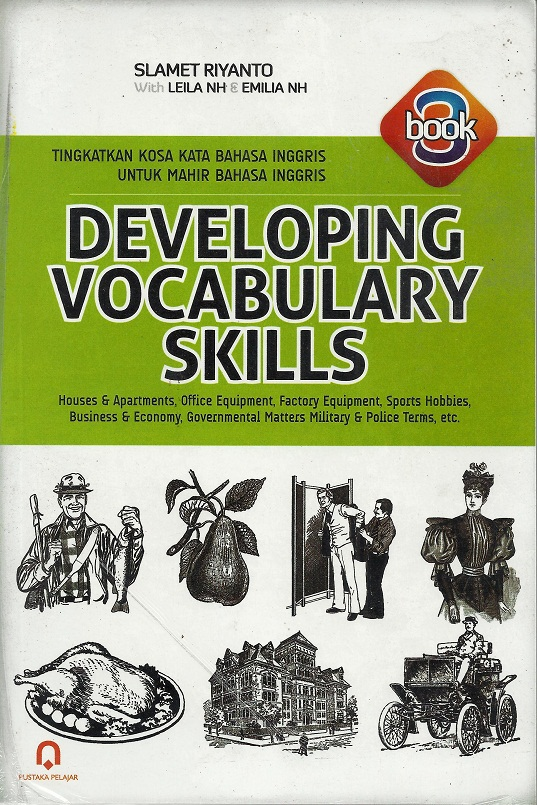 Developing Vocabulary Skills Buku 3