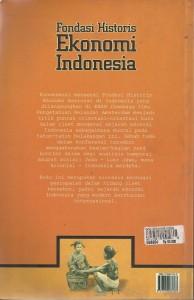 fondasi historisekonomi indonesia 002