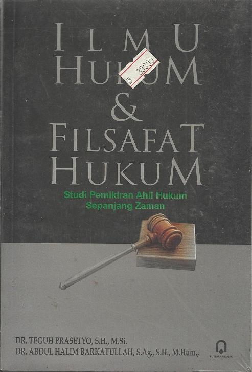 Ilmu Hukum & Filsafat Hukum