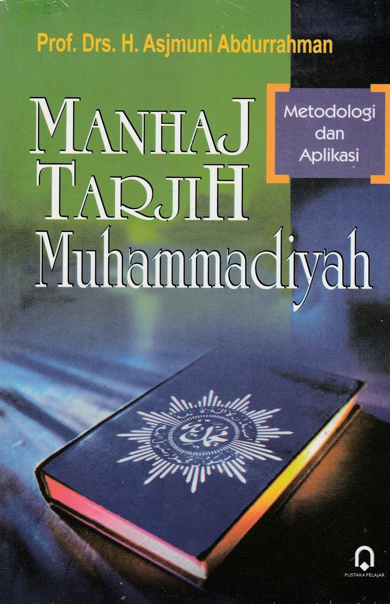 Manhaj Tarjih Muhammdiyah