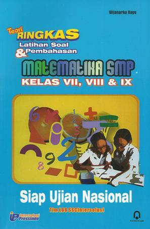 Teori Ringkas Matematika SMP (edisi revisi)