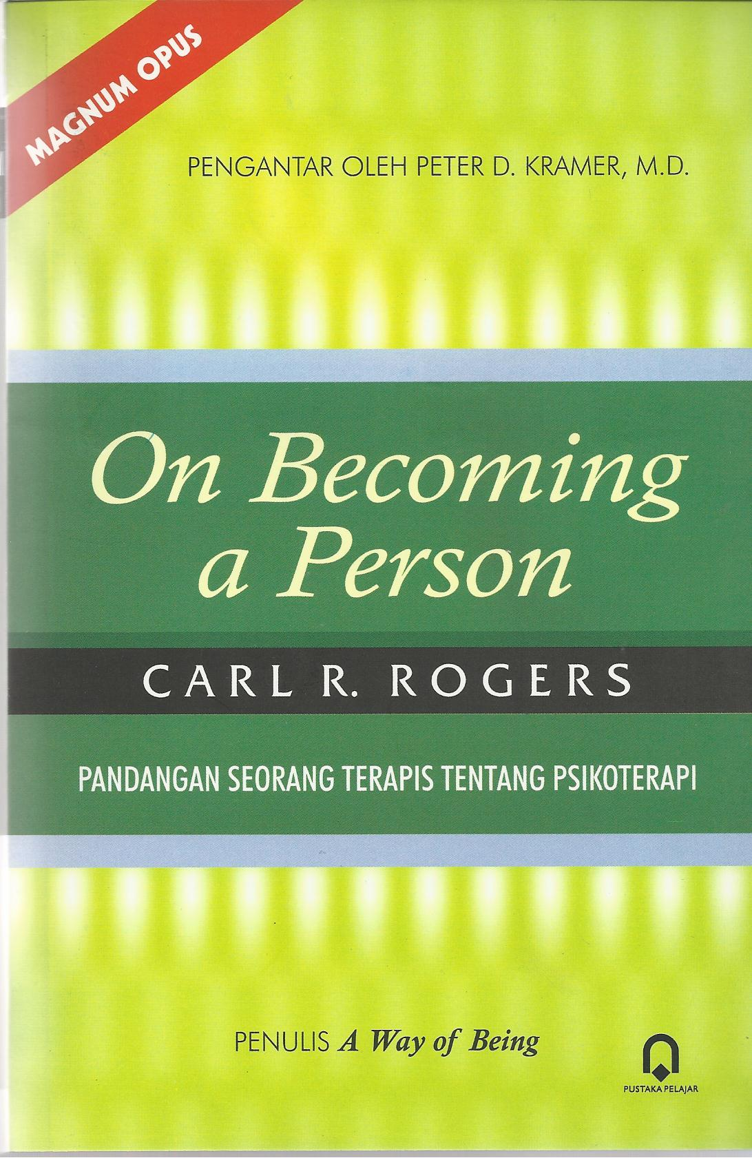 On Becoming Person