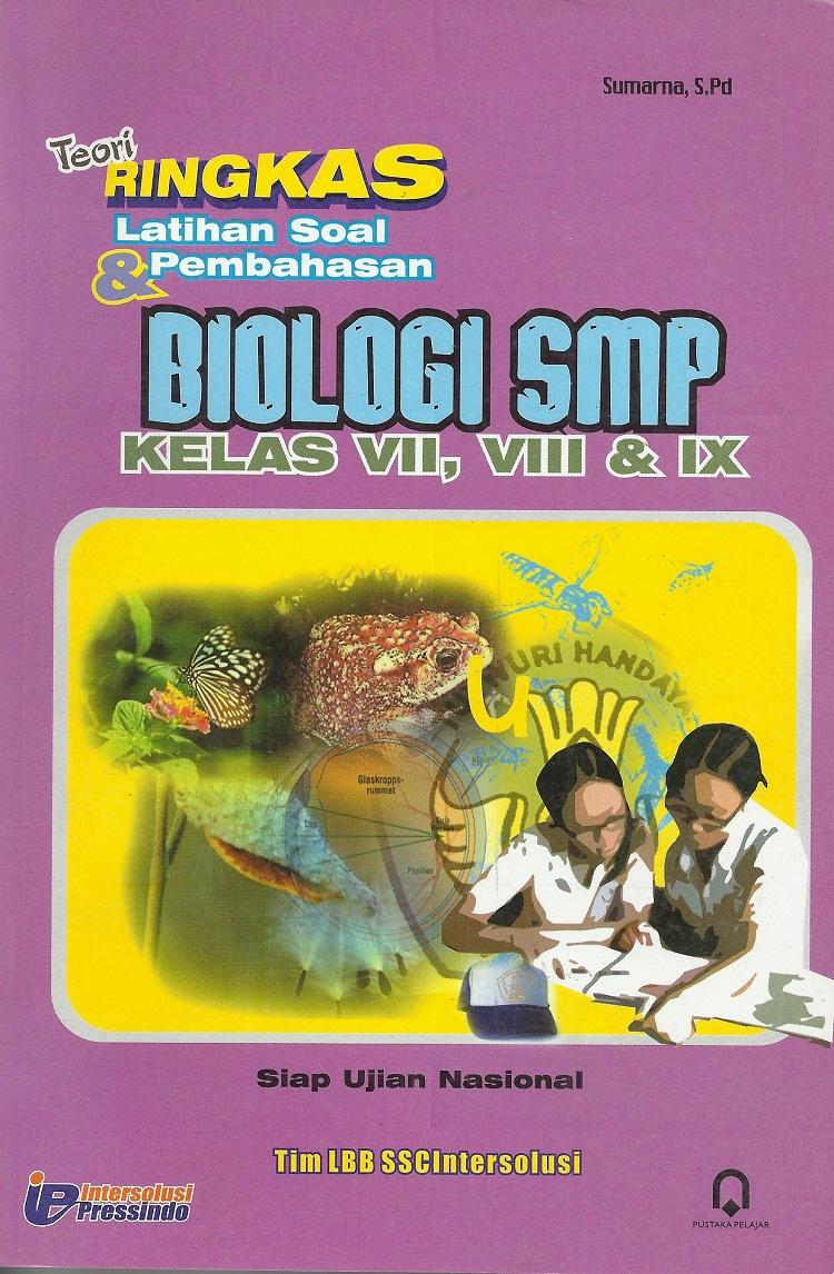 Teori Ringkas Biologi SMP