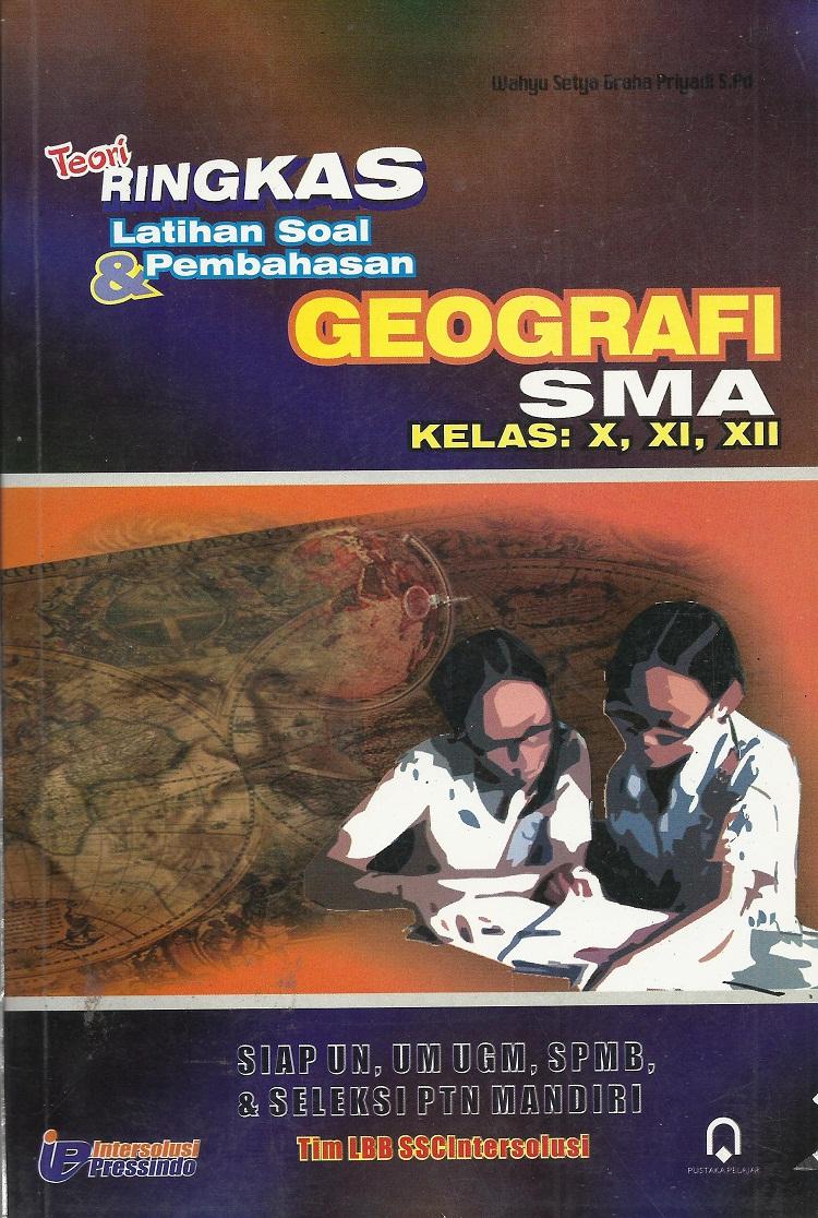 Teori Ringkas Geografi SMA