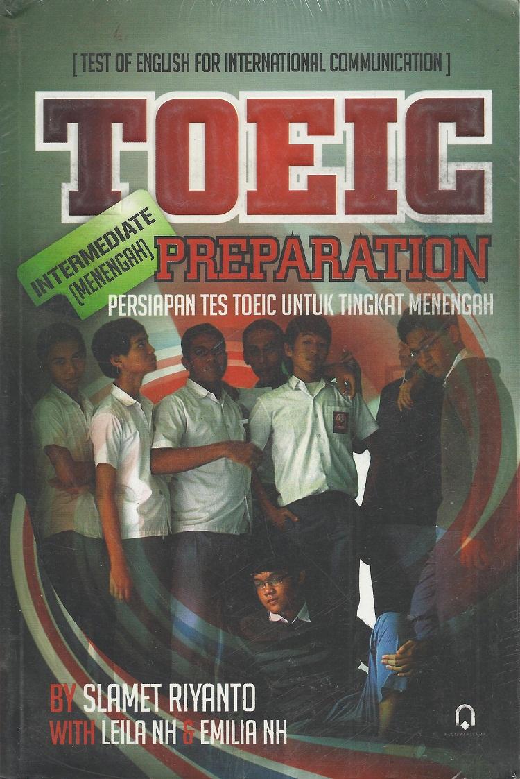 Toeic Preparation Intermediate / Menengah