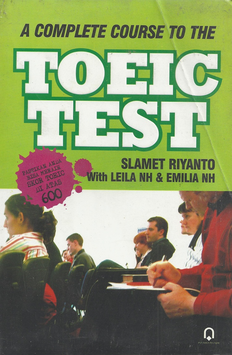A Complete Course to The Toeic Test