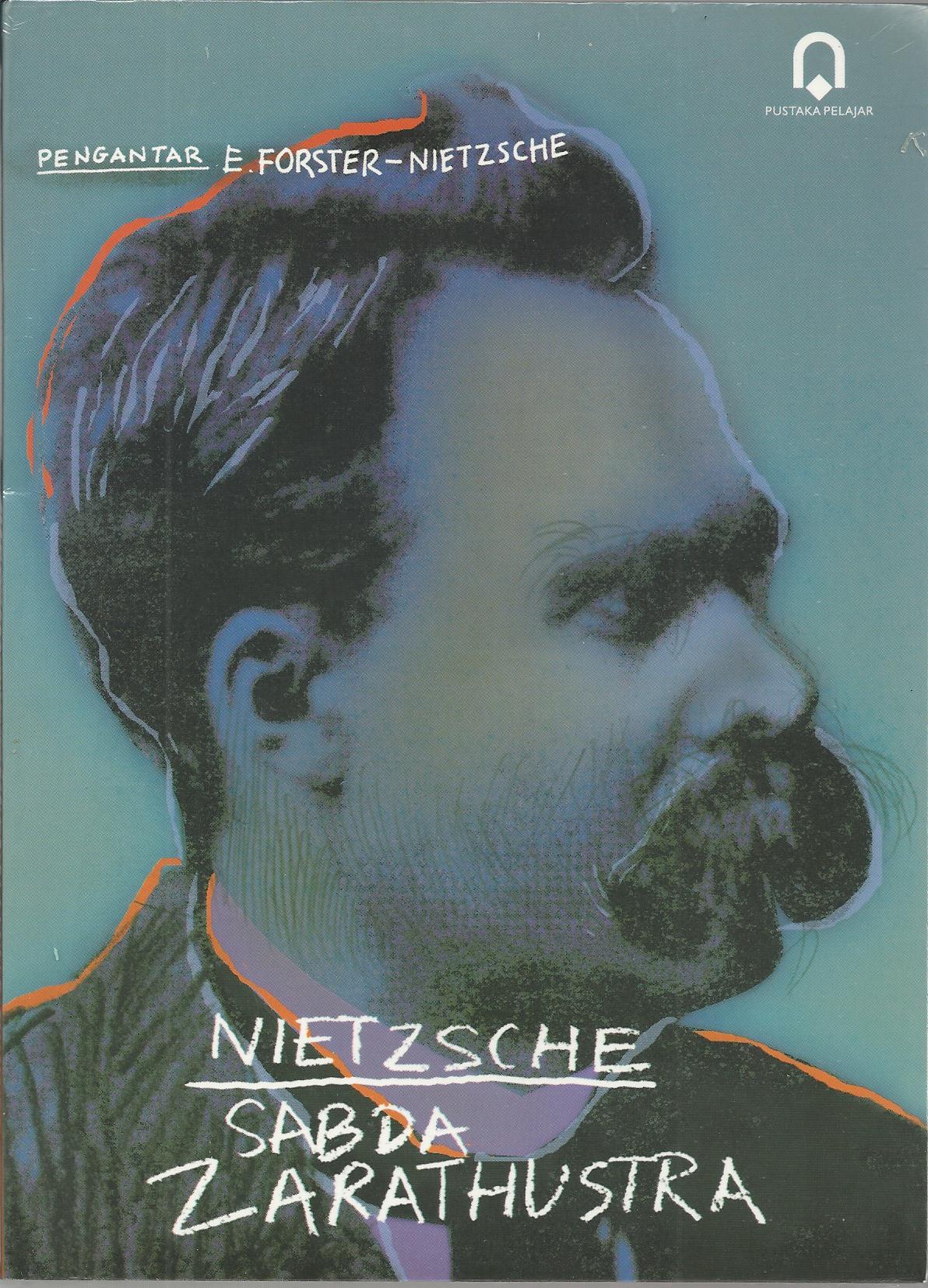 Nietzsche Sabda Zarathustra