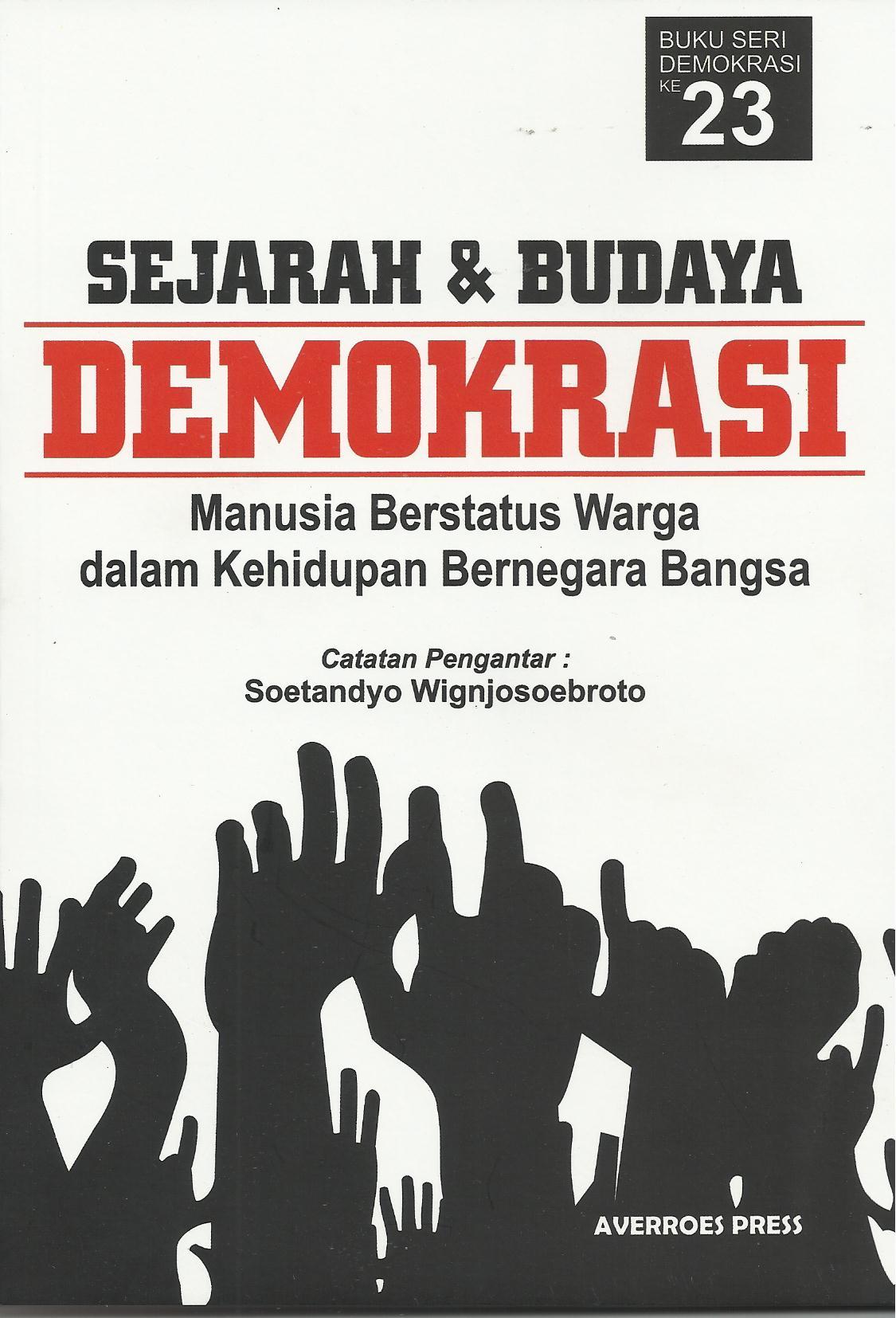 Sejarah dan Budaya Demokrasi