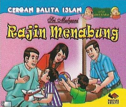 Rajin Menabung (Cergam)