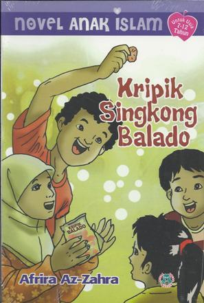 Kripik Singkong Balado