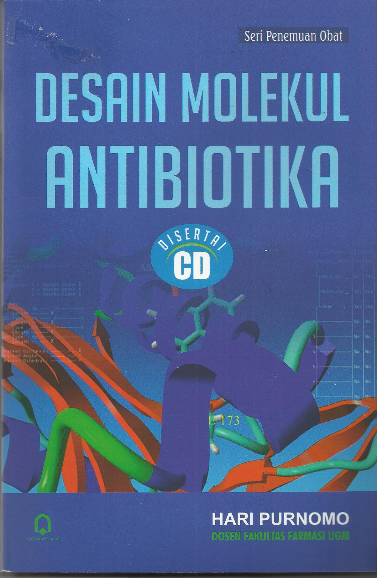 Desain Molekul Antibiotika