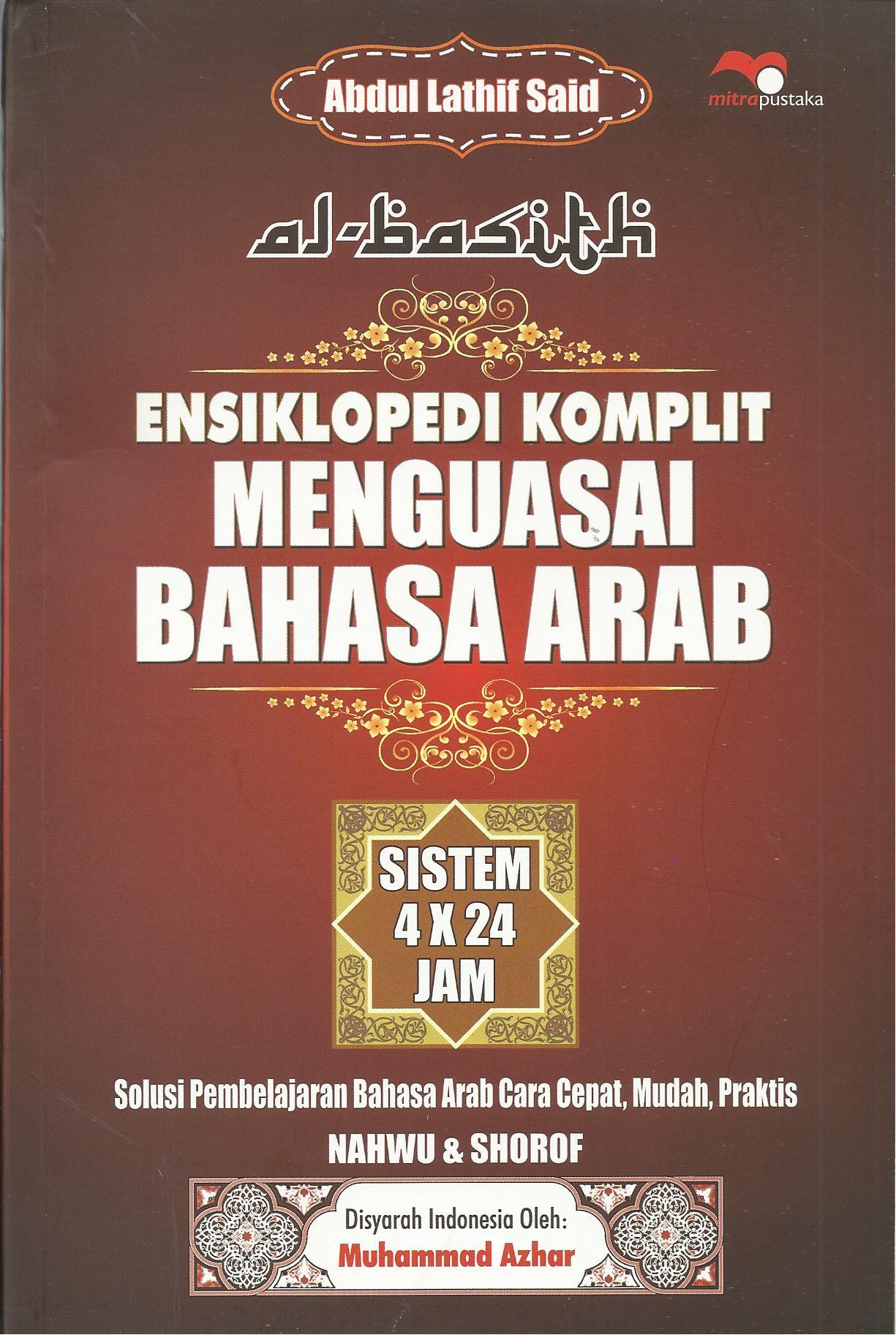 Ensiklopedia Komplit Menguasai Bahasa Arab