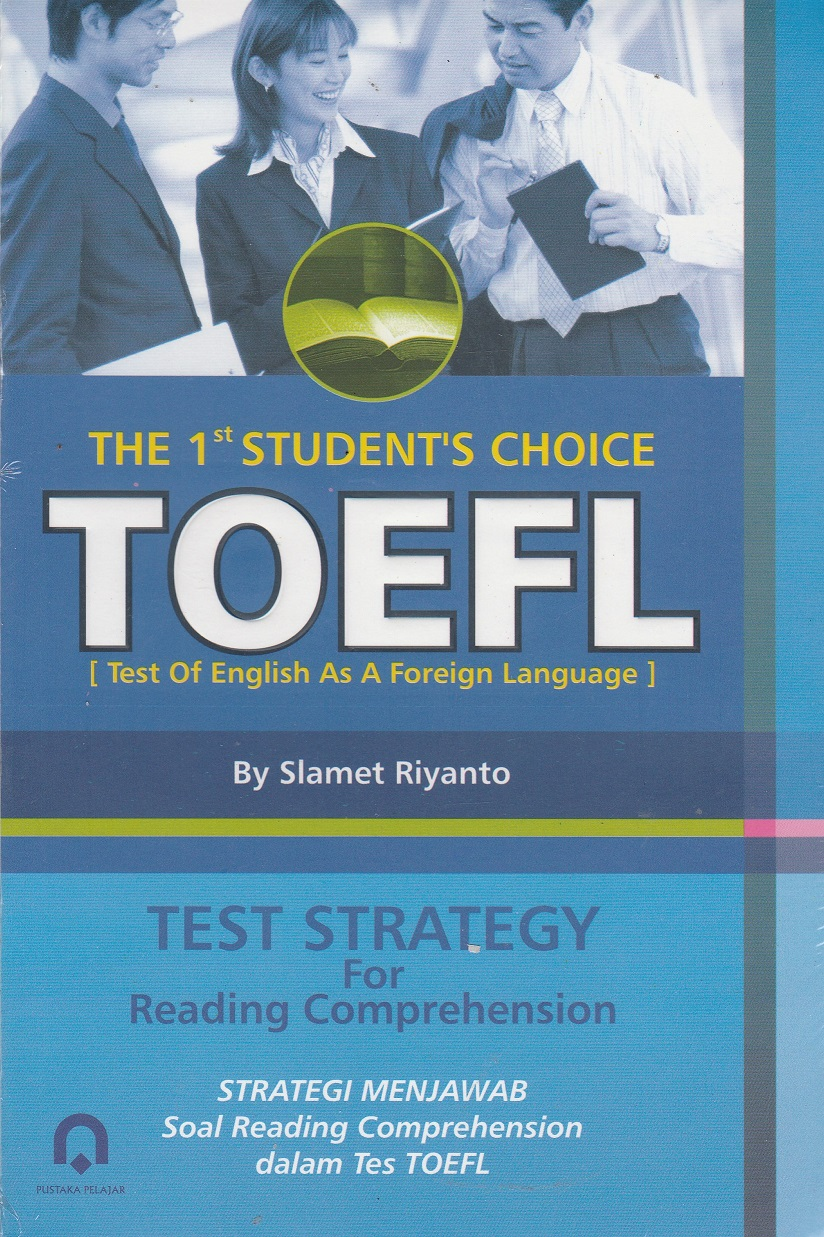 THE 1ST STUDENT'S CHOICE TOEFL