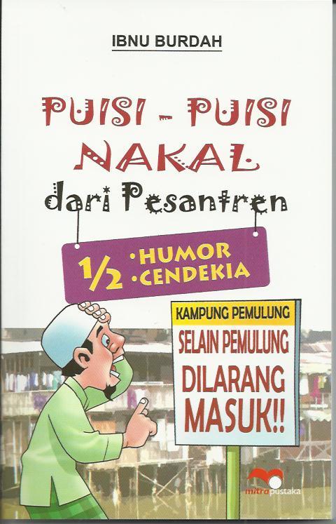 Puisi-Puisi Nakal dari Pesantren