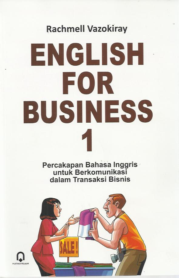 ENGLISH FOR BUSINESS 1