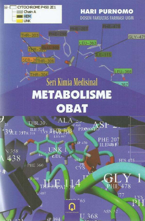 Seri Kimia Medisinal Metabolisme Obat