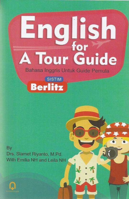 English For A Tour Guide