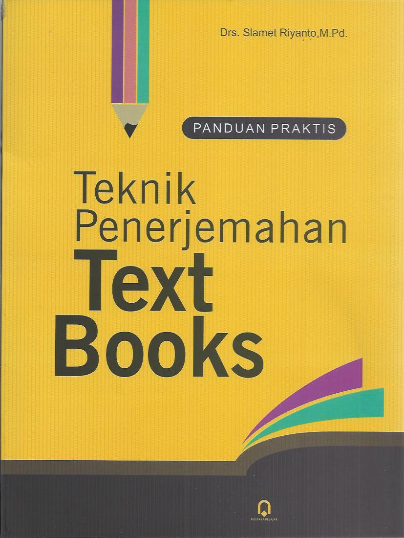 Teknik Penerjemahan Texs Books