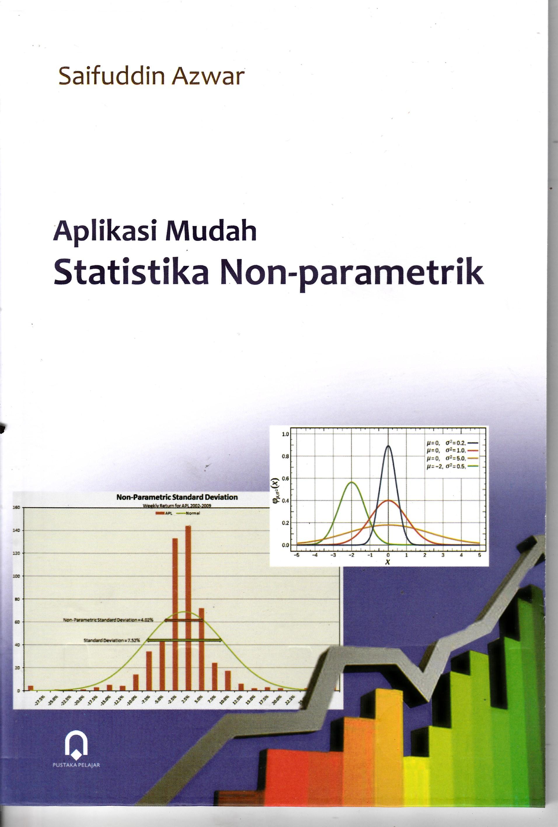 Aplikasi Mudah Statistika Non-parametrik
