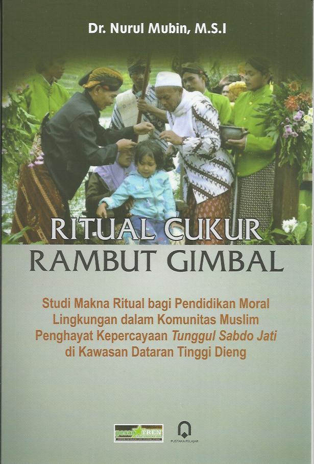 Ritual Cukur Rambut Gimbal