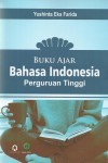 Buku Ajar Bahasa Indonesia Perguruan Tinggi