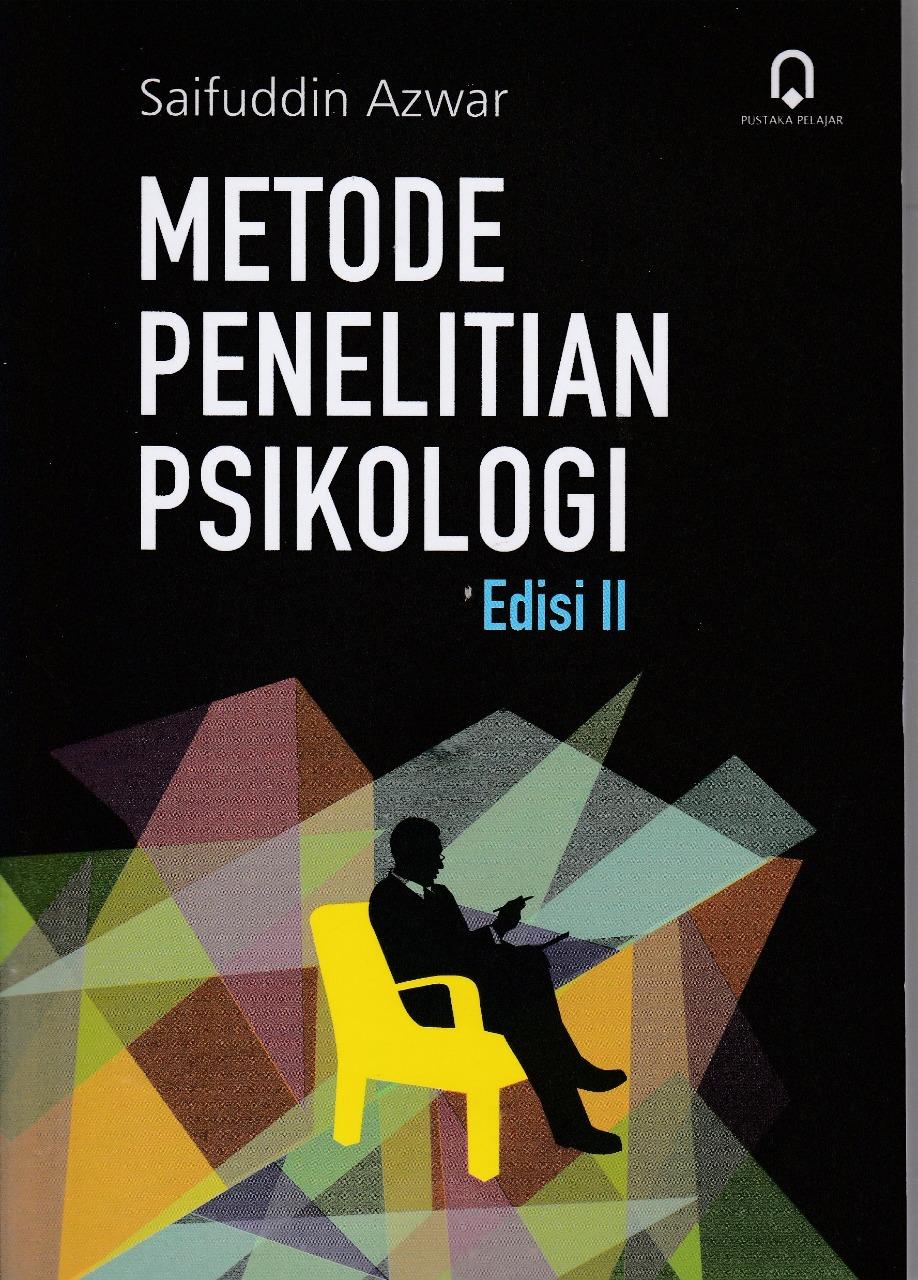 Metode Penelitian Psikologi ed. 2