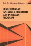 Pengembangan Instrumen Penelitian dan Penilaian Program