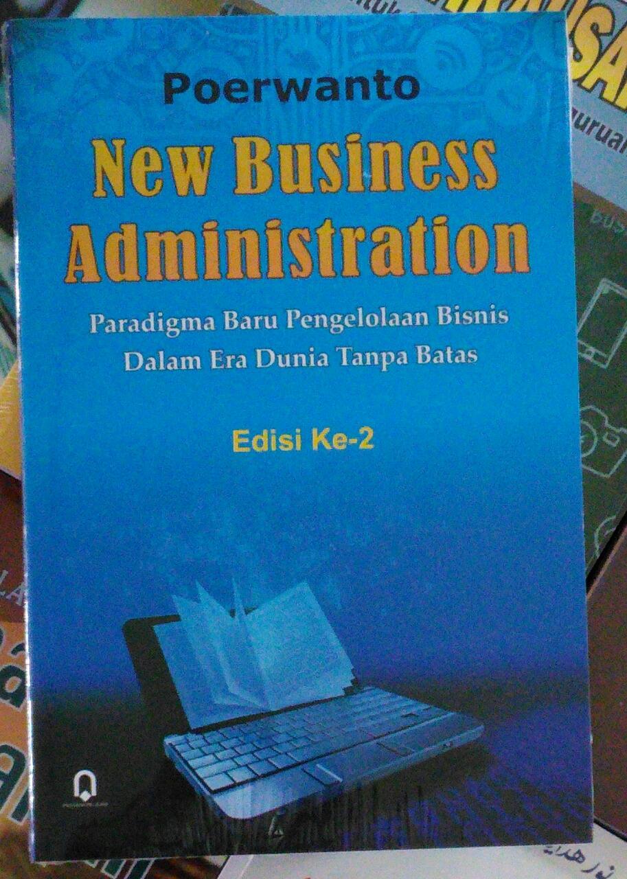 New Business Administration Edisi Ke 2