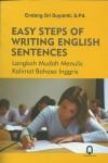 Easy Steps Of Writing English Sentences
