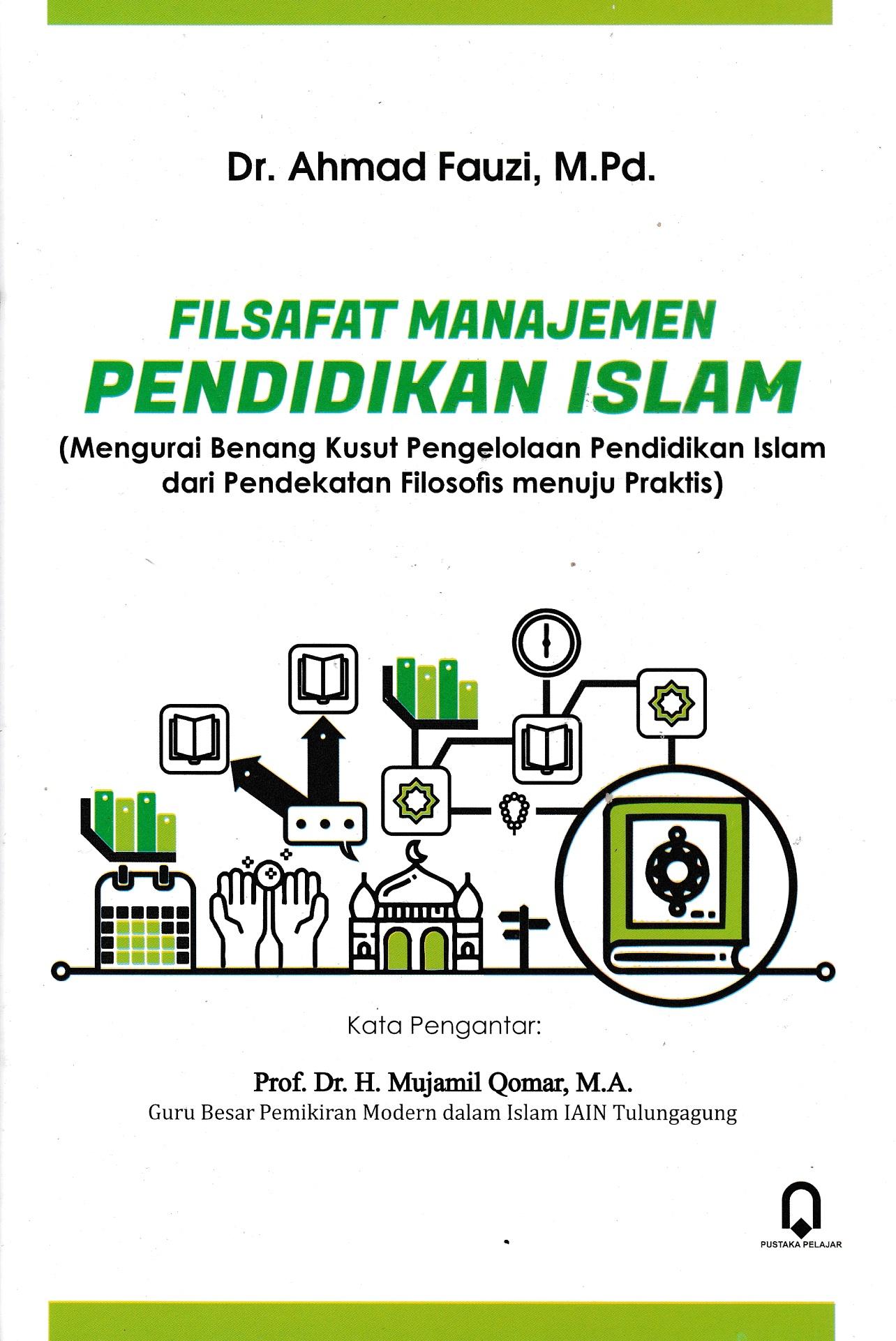 Filsafat Manajemen Pendidikan Islam