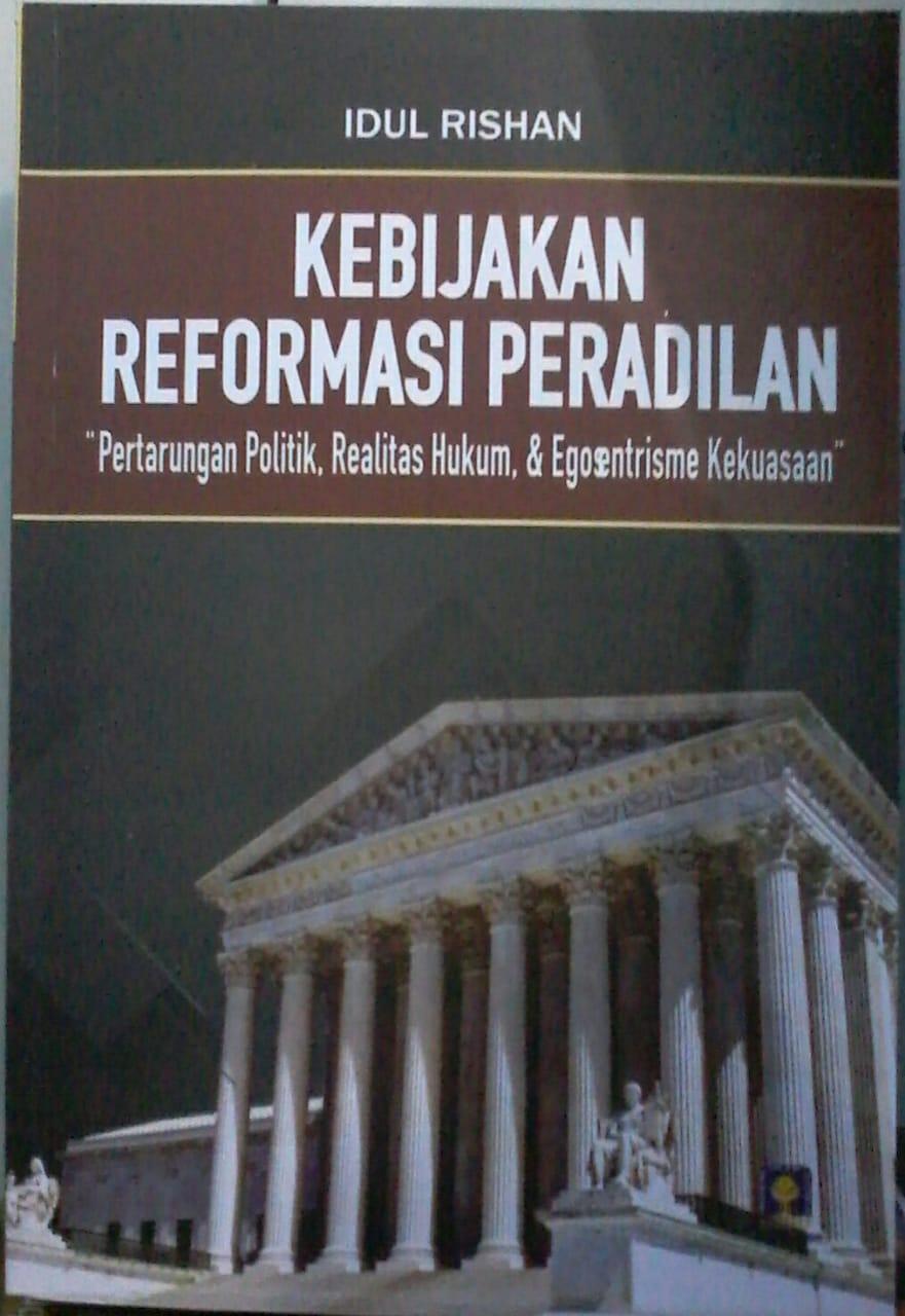 Kebijakan Reformasi Peradilan