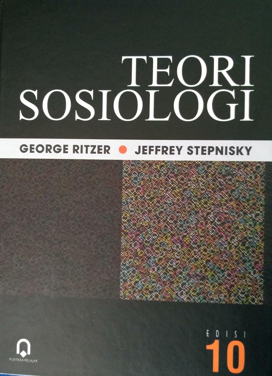 Teori Sosiologi Edsi 10 Hardcover