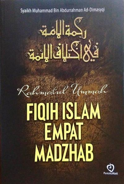 Fiqih Islam Empat Madzhad
