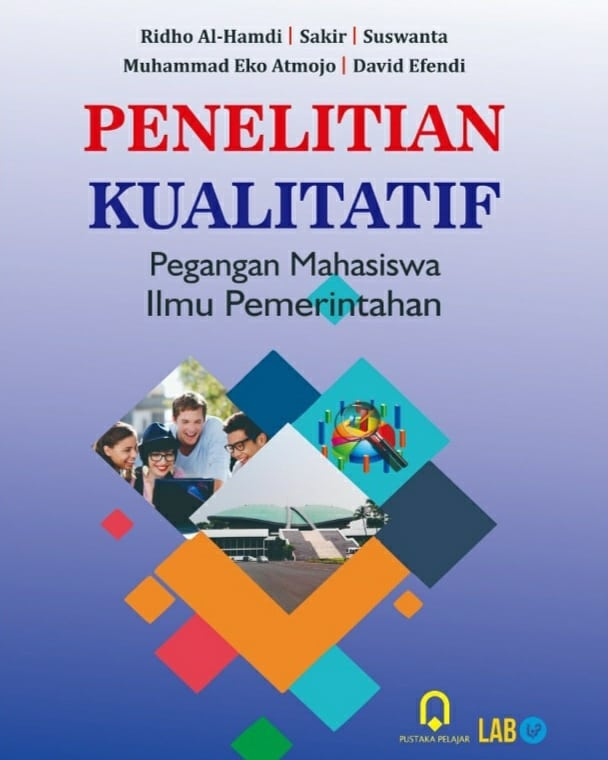 Penelitian Kualitatif Pegangan Mahasiswa Ilmu Pemerintahan